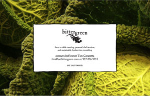 bittergreen catering